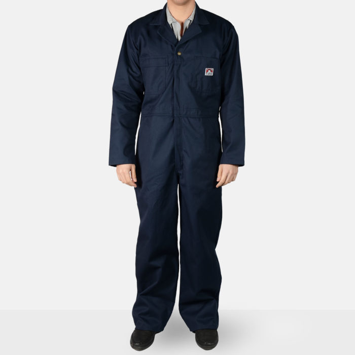 Coveralls - Navy, 088