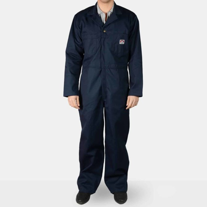 Coveralls – Navy