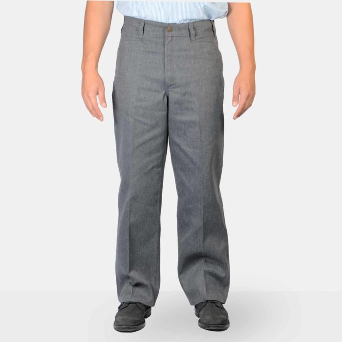 Original Ben's Pants - Charcoal Heather, 651
