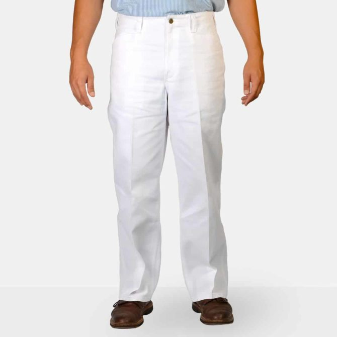 Original Ben's Pants – White