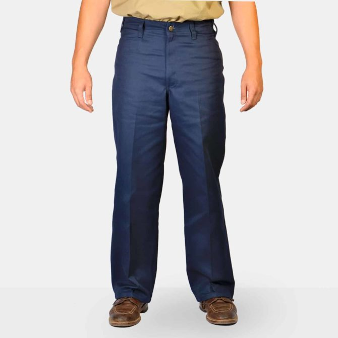Flame-Resistant Original Ben's Pants – Navy