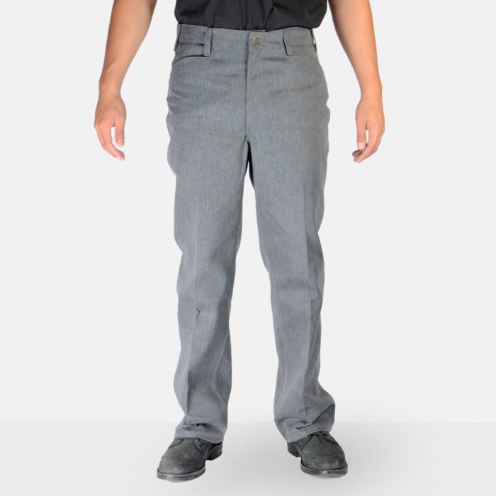 Trim Fit Pants - Charcoal Heather, 851