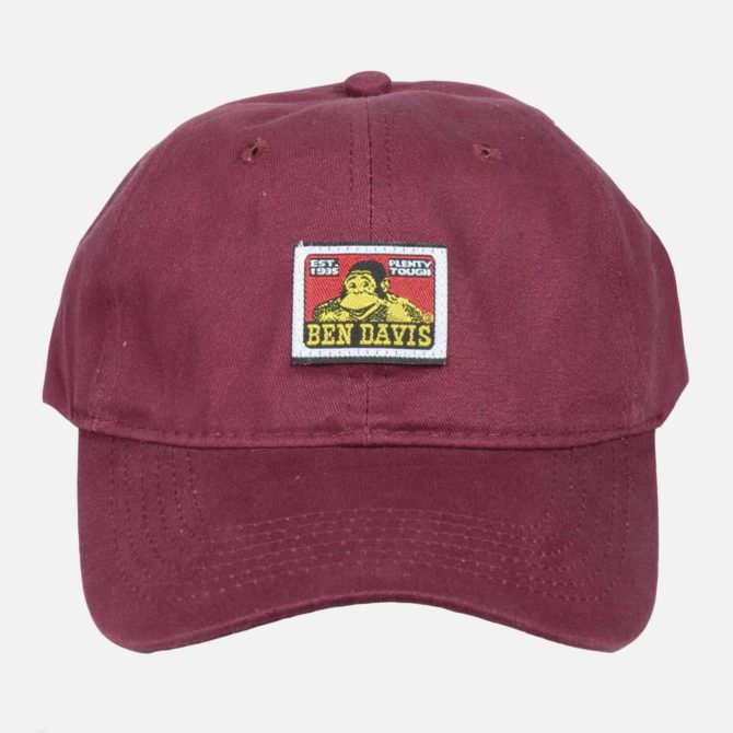 53e86a3c Unstructured Ball Cap – Burgundy
