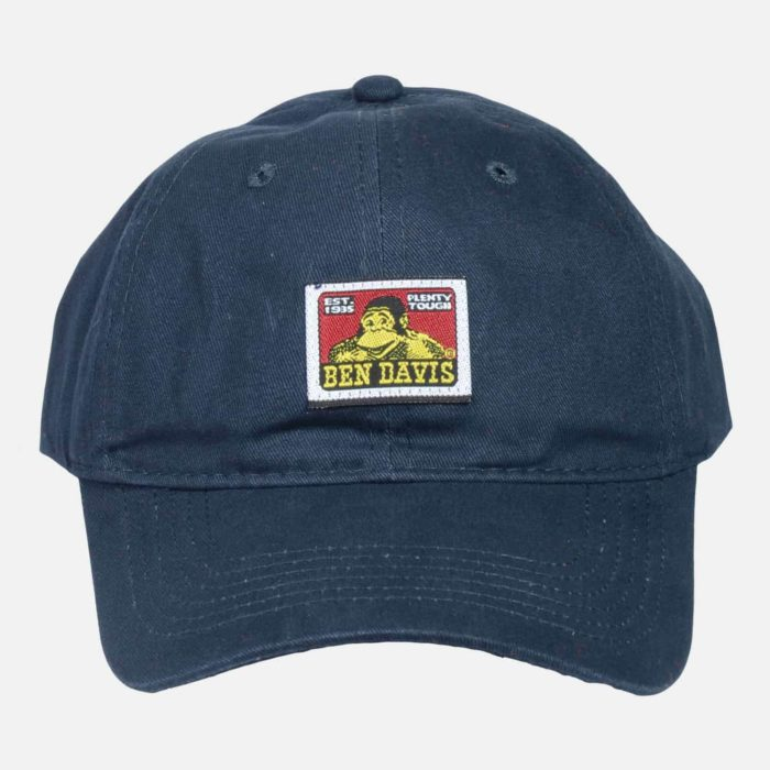 Strap Back Hat - Navy