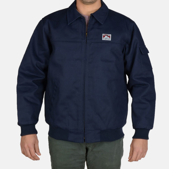 NEW! Mechanic's Jacket – Navy